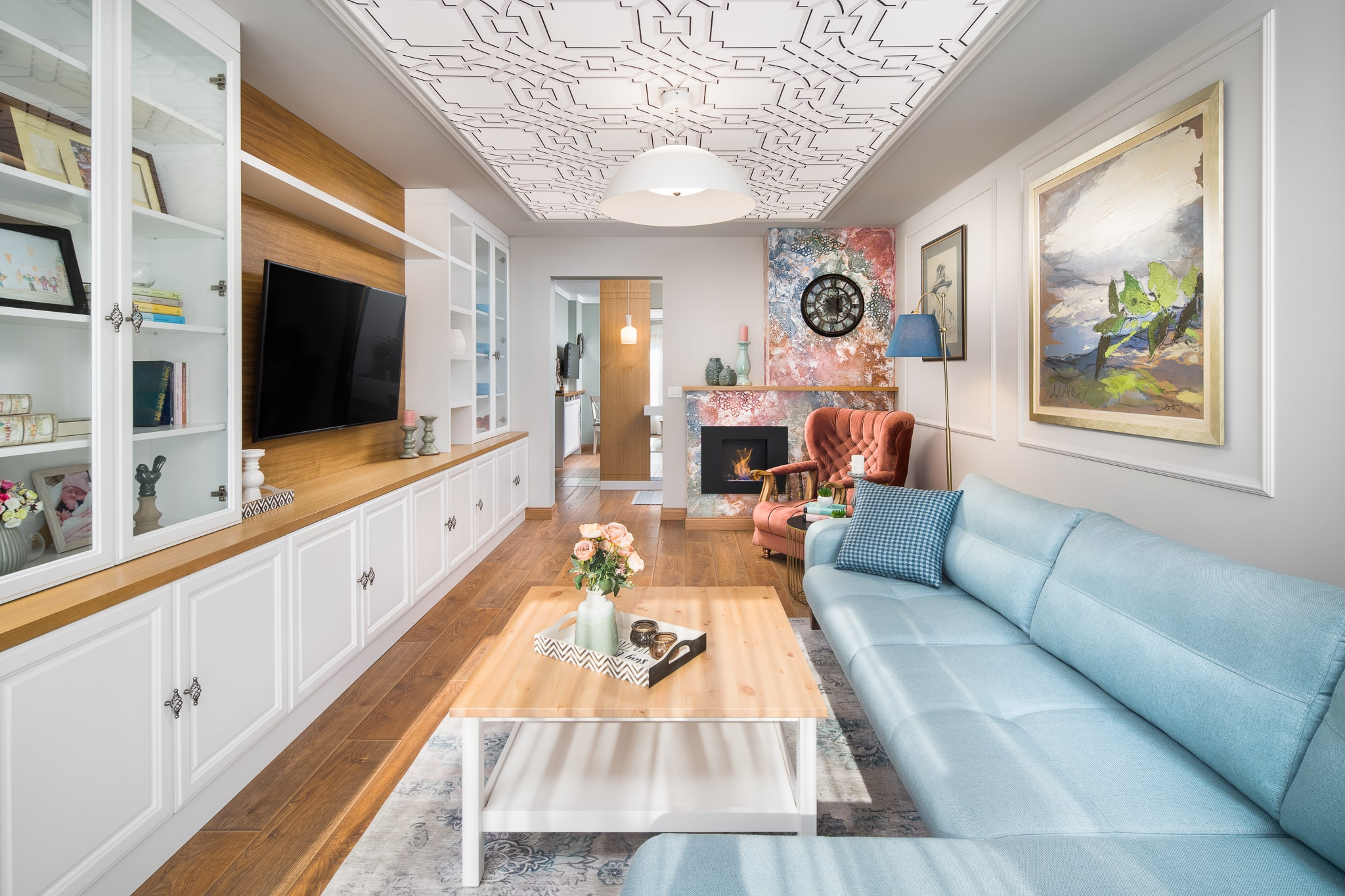 InterYour Design Studio - Apartment Razsadnika (2)